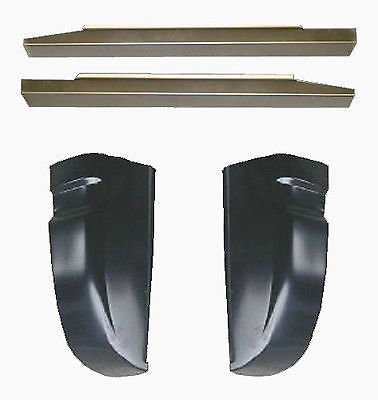 1988-1998 CHEVROLET C/K 1500 ROCKER PANELS AND CAB CORNERS !!!NEW!!!