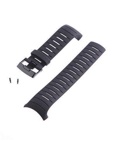 Suunto suunto d6i all black band strap w screws stronger for Cheap dive computer
