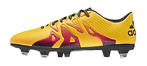 Gold Shock 15 Pour 3 X Chaussures Football Pink Core Orange Hommes Black solar De Adidas Sg FS6Pq