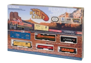 Ready To Run Electric Train Set - Ho Scale ()