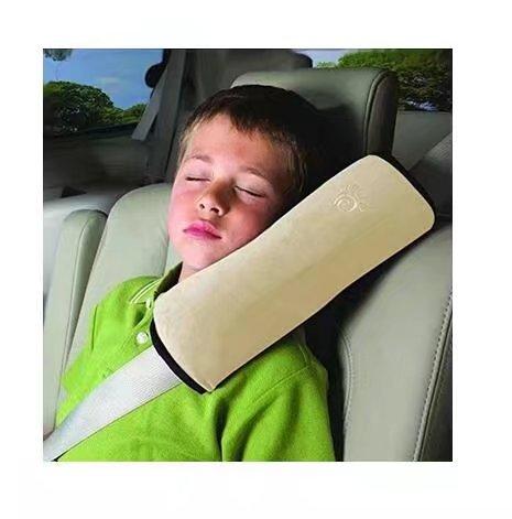 Ricisung Autositzgurt-Schulterpolster f/ür Kinder und Kleinkinder