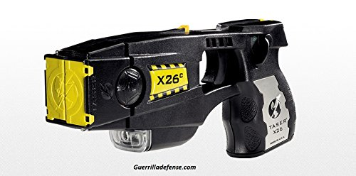 Taser X26C With Laser/Light/6-Cartridges And Holster