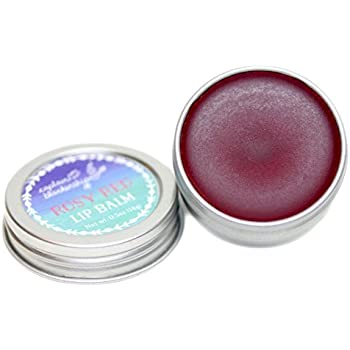 Captain Blankenship - Organic Rosy Red Lip Balm / Lip + Cheek Stain