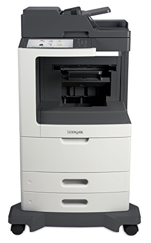 Lexmark MX811DE Monochrome Printer with Scanner, Copier and Fax - 24T7419 ()