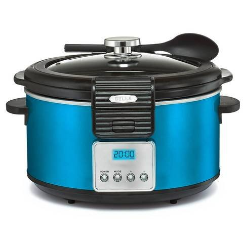 bella slow cooker 5 qt - 2