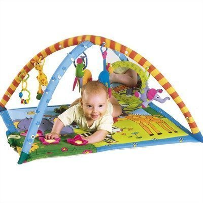 Tiny Love Super Deluxe baby Gymini Activity Gym with Lights and Music by Tiny Love