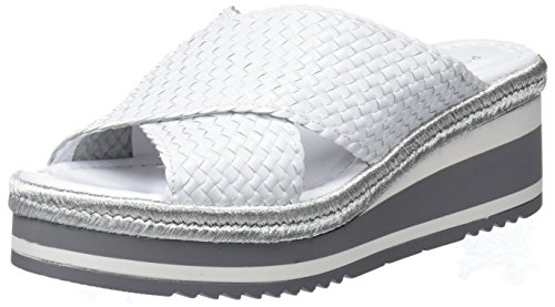 Pons quintana 6971.000, Mules Femme Blanc (White 00)
