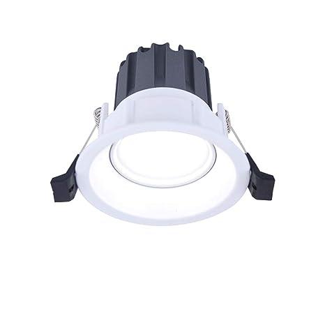 7W Lámparas planas integradas integradas de techo ...