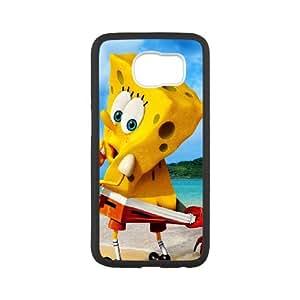 Samsung Galaxy S6 Phone Case Spongebob Squarepants cC-C68604