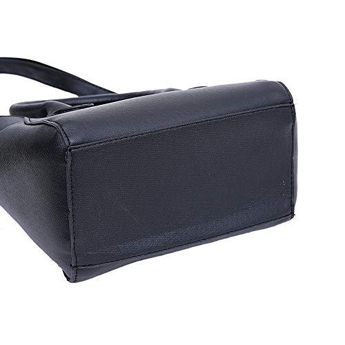 un sac qualité dames sac à sac haute bandoulière de messager chat grand grand à main en main sacs Wangkk Pu cuir à 7qp5xS1Z