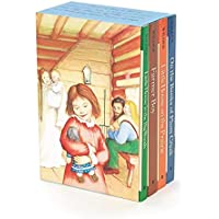Little House 4-Book Box Set: Little House in the Big Woods, Farmer Boy, Little House on the Prairie, On the Banks of…