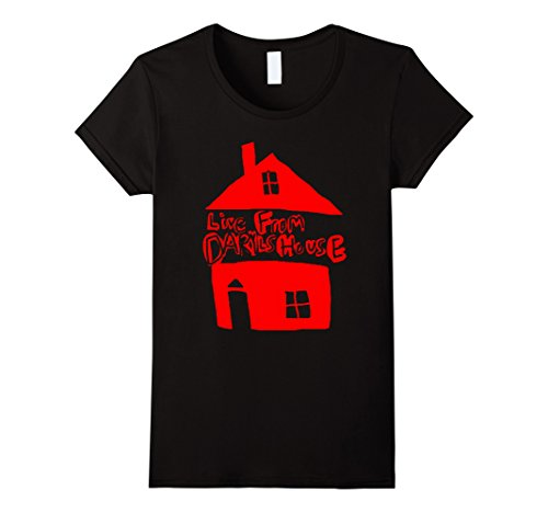 Women's LIVE FROM DARYLS HOUSE shirt Medium (Daryls House)