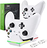 Controller Charger for Xbox One, CVIDA Dual Xbox