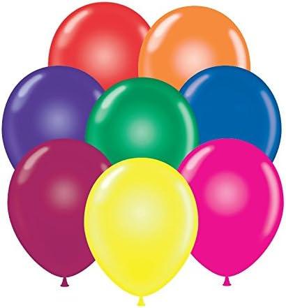 "35 Ct 18/"" Standard Assortment Latex Balloons"