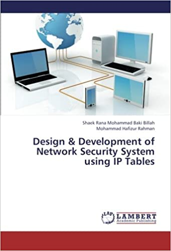 Book Design & Development of Network Security System using IP Tables