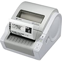 Brother Td. 4100N Direct Thermal Printer . Monochrome . Desktop . Label Print . 3.88 Print Width . 4.29 In/S Mono . 300 X 300 Dpi . Usb . Serial . Ethernet Product Type: Printers/Label/Receipt Printers