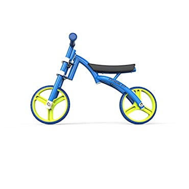YBIKE Extreme 2.0 Balance Bike, Blue