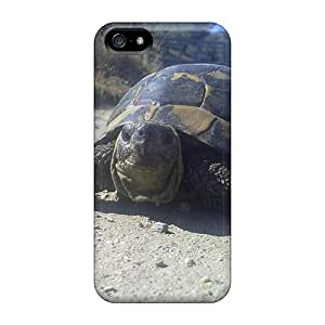 New Style Collect Saving Hard Case Cover For Iphone 5/5s- Turtle In Amoliani Greece