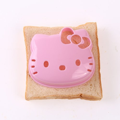 hello kitty bread mold - 4