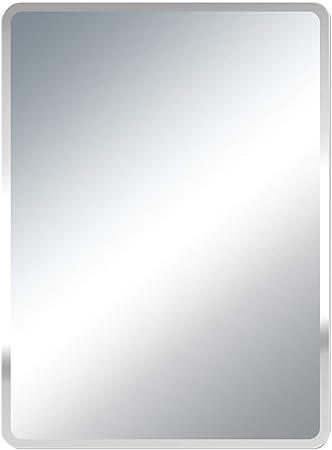 Bathroom mirror-Jack Miroir De Salle De Bain Rectangulaire ...