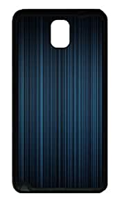 Samsung Galaxy Note 3 CaseAero Blue TPU Custom Samsung Galaxy Note 3 / Note III/ N9000 - Black