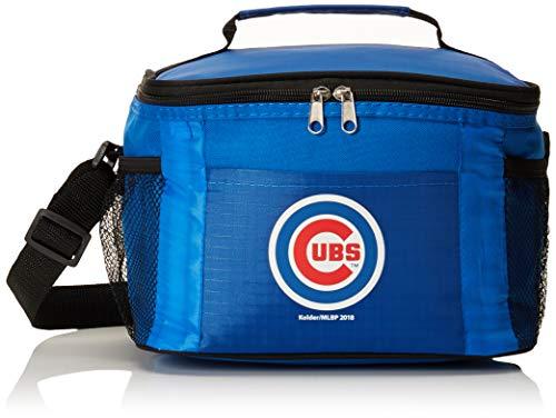 MLB Chicago Cubs Kooler (6 Pack), One Size, Multicolor