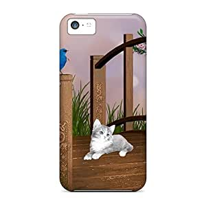 New IydtQnu4824MFpHT Bridge To Heavenly Acres Skin Case Cover Shatterproof Case For Iphone 5c