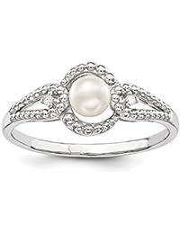 Amazon.com: Pearl - Wedding Bands / Wedding & Engagement: Clothing ...