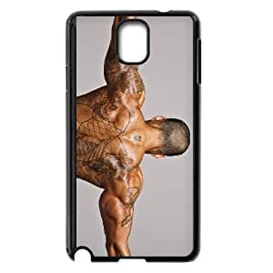 Sports bodybuilding 2 Samsung Galaxy Note 3 Cell Phone Case Black Present pp001-9469337