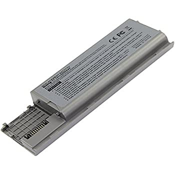 Laptop Battery for Dell Latitude D620/D630 PC764 rc126