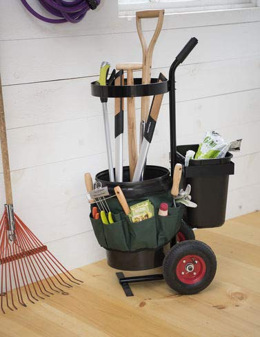 Gardener's Supply Company Mobile Tool Storage