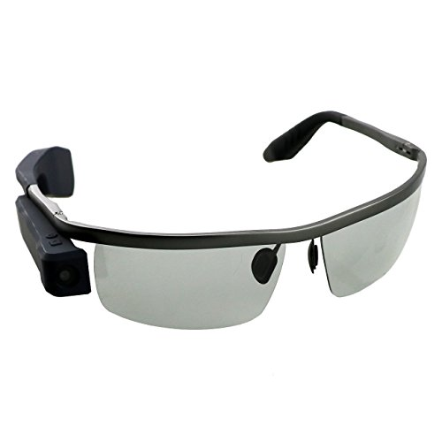 PowMax Sunglasses Bluetooth Recorder Android