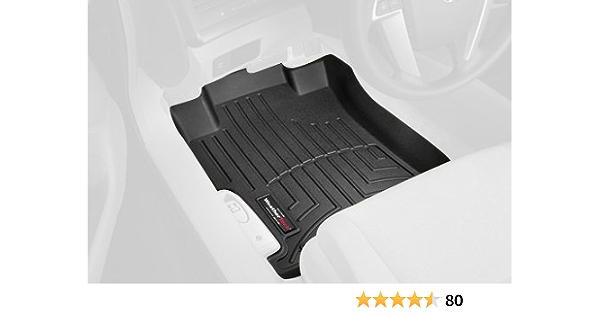 Tan WeatherTech Custom Fit Front FloorLiner for Chrysler 300//300C