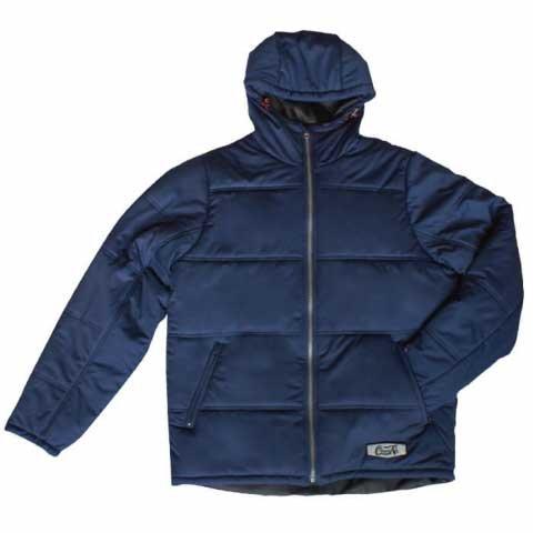 ONYONE(オンヨネ)中綿フーデットジャケット 防風 撥水 ストレッチ OKJ99050 B077QWGGFT699NVY Medium