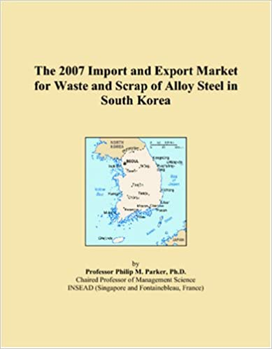 Ilmaisia ladattavia kirjoja The 2007 Import and Export Market for Waste and Scrap of Alloy Steel in South Korea in Finnish PDF MOBI 054600914X