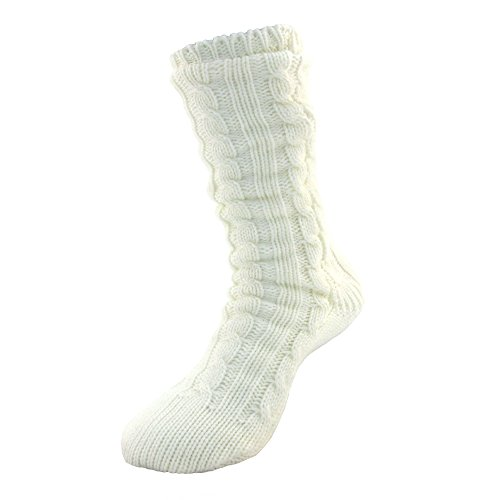 fuzzy thermal socks - 2