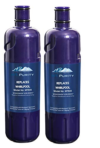 MT  Purity Refrigerator Water Filter, EDR2RXDI, Compatible Kenmore
