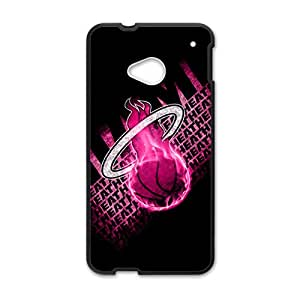 Malcolm miami heat Phone Case for HTC One M7