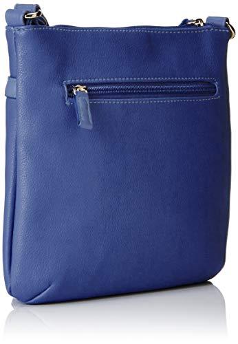 Blu Donna Jones David 5944 blue Borse Tracolla 2 A RC0qYw