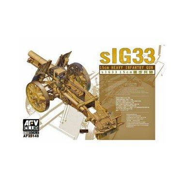 (Heavy Infantry Gun sIG33 15cm 1-35 AFV Club)