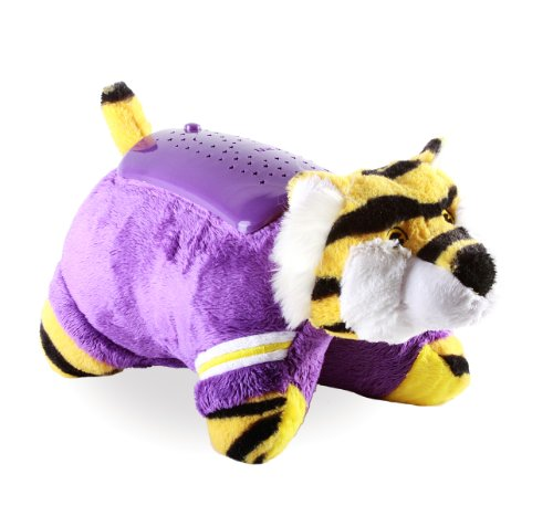 Louisiana State Tigers Pillow (NCAA Louisiana State Fightin Tigers Dream Lite Pillow Pet)