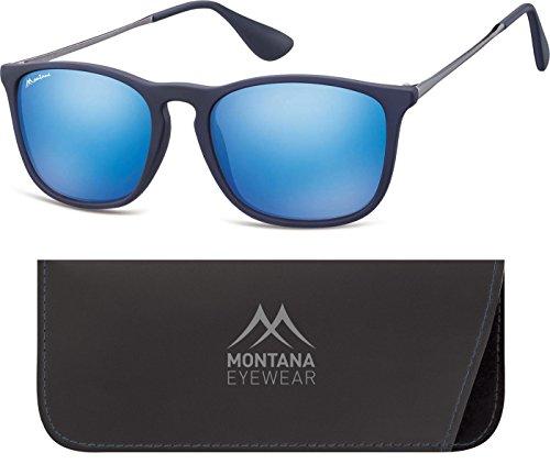 Revo Blue Lunettes Multicoloured Multicolore Montana Blue Mixte Soleil de x07wx1q8f