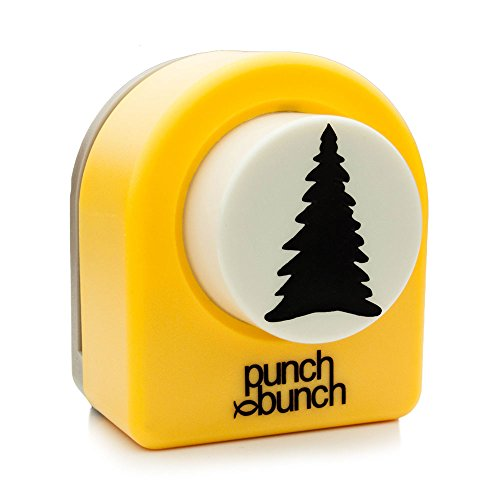 (Punch Bunch Large Punch, Pine)