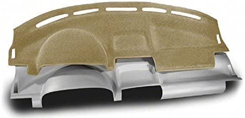 Molded Carpet Coverking Custom Fit Dashcovers for Select Dodge RAM 2500//3500 Models Beige