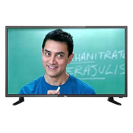 VEE 101 cm  40 Inches  Full HD Smart LED TV 40 v100  Black   2018 Model  Televisions