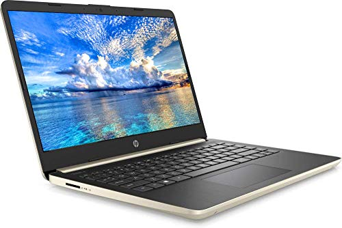 """2021 Newest HP 14"""" HD Laptop for Business and Student, Intel Core i3-1005G1(Up to 3.4GHz, Beat i5-8250U), 16GB Memory, 512GB SSD, WiFi, Bluetooth, USB 3.1-A&C, HDMI, Win10 S, w/Ghost Manta Accessories"""