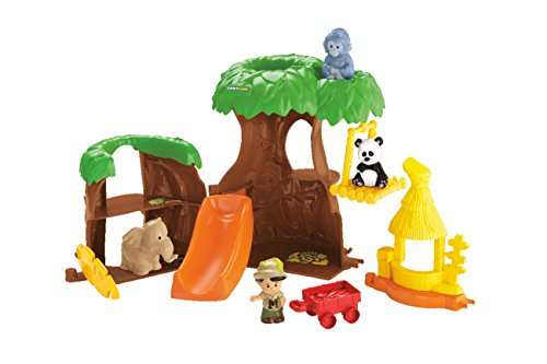 Fisher-Price Little People Animal Treehouse (Tree House Fisher Price compare prices)