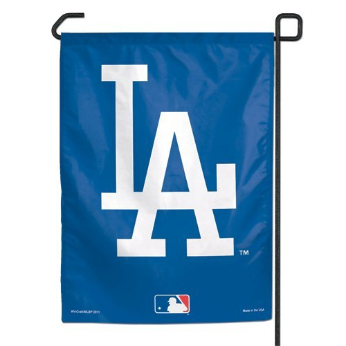 WinCraft MLB Los Angeles Dodgers Garden Flag, 11