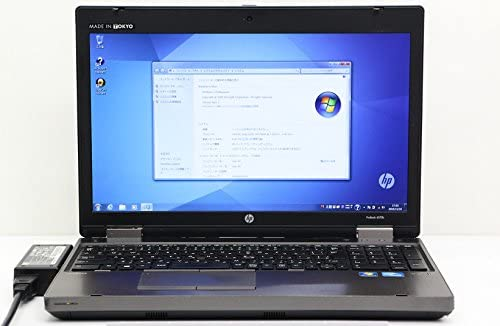 【】 hp ProBook 6570b Celeron 1.9GHz/4G/128G(SSD)/DVD/15.6W/Win7