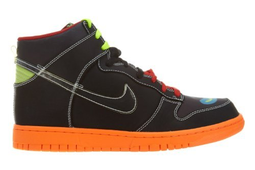 new styles cdb89 d5b83 Nike Dunk High X Premium Cassette Playa Mens Shoes 306968-005 Black  Black-Sport-Red-Orion Blue Mens Shoes 306968-005 Buy Online at Low Prices  in India ...